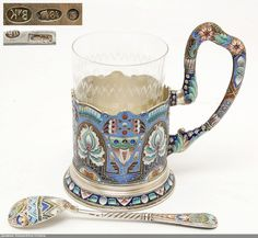 Glass Holders, Cup Holders, Tea Cups, Enamel, Beer, Mugs, Tableware, Coffee, Breakfast Nook