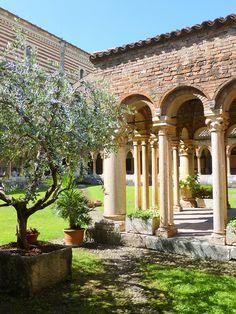 San Zeno Maggiore - Verona, Veneto, Italy