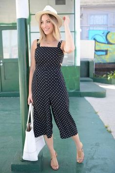 How to wear culottes: Cupcakes and Cashmere outfit idea