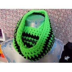 Kindercol neon groen