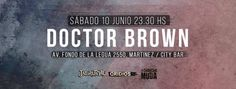 Doctor Brown en zona norte