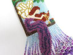 SALE Fairy Amulet Necklace by OhMyBeadingHeart on Etsy, $95.00
