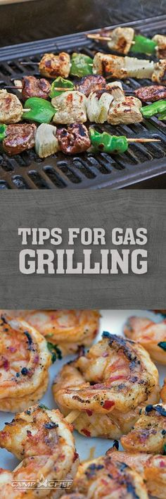 There is so much information available out there when it comes to gas grilling—read this guide for all the info you'll need to get started the right way. https://www.campchef.com/blog/gas-grilling-tips-for-beginners/