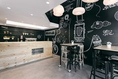 Stock Coffee project 4 Retail Space Converted Into Fresh Coffee Shop Design in Serbia
