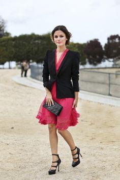 rachel Rachel Bilson, Diva Fashion, Party Fashion, Pink Dress, Hot Dress, a07969099e