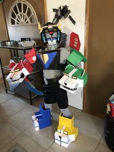 Halloween 2019, Halloween Costumes, Voltron Cosplay, Home Appliances, House Appliances, Kitchen Appliances, Halloween Costumes Uk, Appliances