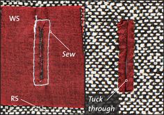 Working with Vintage Patterns - Threads