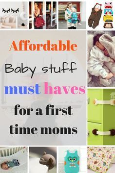 Baby stuff for new moms, affordable and on sale baby products for a first time moms, (affiliate link)