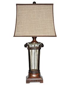 Macys Table Lamps Interesting Pacific Coast Sweeney Table Lamp  Lighting & Lamps  For The Home Decorating Design