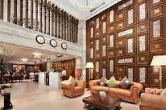Bilderesultat for hotel lobby