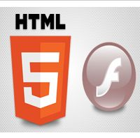 HTML5 vs Flash: Two Technologies at Loggerheads