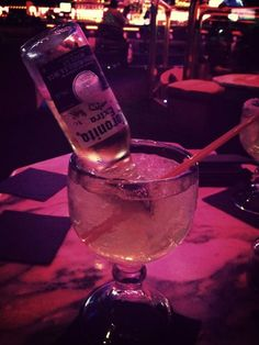 Coronita Cocktail