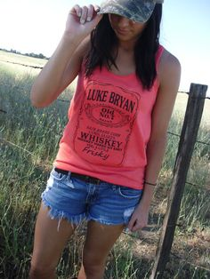 Luke Bryan www.dieselpowergear.com #womens #womensfashion #country #countrygirl #dieselpowergear #dp #diesel #girlsclothes #girlsfashion #shoes #womensshoes #womensclothes #womensshirts #hats #shorts #clothes #swimsuits #womensoutfits #merica #usa #boots #cowboyboots #belts #jewelry #cowgirl #cowboy
