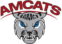 AMCATS, Anna Maria College (Paxton, Massachusetts) Div III, Great Northeast Athletic Conference #AMCATS #PaxtonMassachusetts #NCAA (L9139)