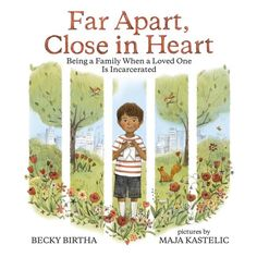 A good book is one that moves you & makes you realize something new. This is THAT book. FAR APART, CLOSE IN HEART by Becky Birtha and Maja Kastelic