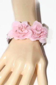 Swarovski+Cuff+Bracelet++Pink+Cuff+by+AVCustomdesignsandmo+on+Etsy,+$10.00