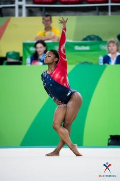 2016 Rio Olympic Games Qualifications--Simone Biles