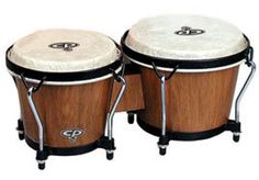 LP CP221 Bongos Authorized Latin Percussion Retailer Latin Percussion CP221 Wood Bongos, Dark Wood If you want to learn the bongos, this set comes with some tools you'll need -- like a carrying bag and a tuning wrench -- so you can get started. $40.95 www.asmusicstore.com