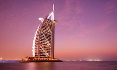 Two gets you a breakfast buffet, five a valet: What hotel stars REALLY mean, who awards them - and why many say the Burj Al Arab in Dubai deserves seven (TV&Showbiz Paying Guest, Tourism Development, Burj Al Arab, Breakfast Buffet, Travel News, Empire State Building, Skyscraper, Dubai, Street View