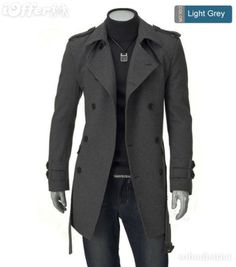 Trench Coat!