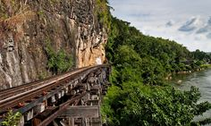 Die Brücke am Kwai-The Bridge on the River Kwai by Jutta M. Jenning