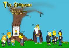 Papel de Parede Simpsons