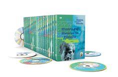 História Essenciald a Filosofia (Olavo de Carvalho); preço R$2.250. Editora: É Ralizações Ano: 2011   Formato dos livros: 13 x 19 cm Acabamento: Brochura  Livros vêm acompanhados de DVD com aproximadamente 120 minutos cada.
