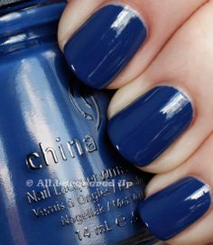 china glaze first mate