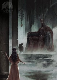 Lúthien and Morgoth