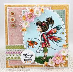 fairy happy summer