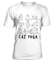 """# Fun Cat Yoga T Shirt .  100% Printed in the U.S.A - Ship Worldwide*HOW TO ORDER?1. Select style and color2. Click """"Buy it Now""""3. Select size and quantity4. Enter shipping and billing information5. Done! Simple as that!!!Tag: cat lovers tshirt, meowica, cat owners, Avocado Cat, crazy cat ladies, Jazz music lovers, Hairless Cat, taco cat, catfather, cat daddy, catcus, cat yoga"""