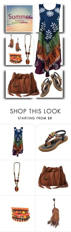 """""""Boho Summer..."""" by marvy1 ❤ liked on Polyvore featuring Dunlop, Diane Von Furstenberg and Missoni"""