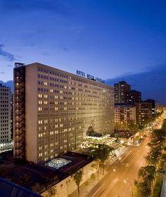 Melia Castilla Hotel -  Lugar con grandes recuerdos !!   Increible sentimiento!