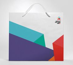 32 Beautiful Designs of Paper Bags With Brand Identity-4