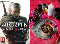 """Beef in cinamonn and cloves from """"Witcher 3: Wild Hunt"""""""