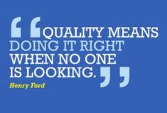 Software Quality Quotes | Don't Make the Same Mistake Twice