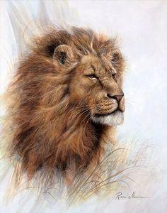 Manning, Ruane (b,1939)- Lion