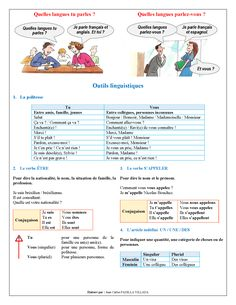 FLE - Leçon 1 - Se présenter - Page 3