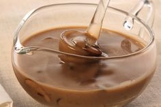 Vegan Mushroom Gravy -- hearty gravy for vegetarians and vegans