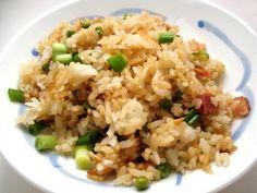Delicioso arroz oriental, muy nutritivo, fácil de preparar, ideal para principiantes y vegetarianos.