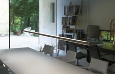 LED pendant lamp POLY LINEAR by Olev by CLM Illuminazione design Michele Marcon