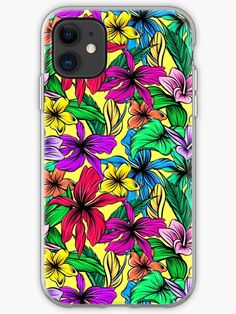 Vector Hibiscus flowers, classic colorful floral pattern • Millions of unique designs by independent artists. Find your thing. Redbubble Samsung Galaxy Case - #redbubble #samsung #phone #mobile #cases #tech #gadgets #art Also available as T-Shirts & Hoodies, Men & Women Apparel, Stickers, iPhone Cases, Samsung Galaxy Cases, Posters etc. Samsung Galaxy Cases, Hibiscus Flowers, Mobile Cases, Tech Gadgets, Iphone Case Covers, Cool Shirts, Posters, Canvas Prints, Colorful