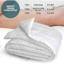Nikken - Edredon Kenko Dream Comforter Matrim/queen