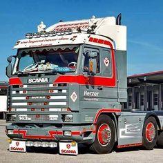 Scania . 143 -  TRUCK