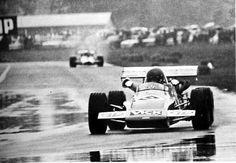 Ronnie Peterson - March 712M Cosworth FVA - Smog March Engineering - VI Flugplatzrennen Tulln-Langenlebarn - I Jochen Rindt Gedächtnisrennen - 1971 European F2 Championship, Round 8