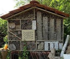 Architecture for Insects: Sculptural Hotels for Pollinators