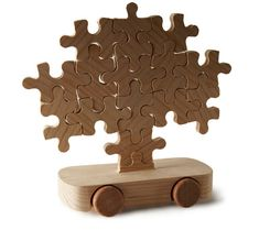 100% TobeUs: 100 Wooden Toy Cars by 100 Designers Photo