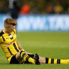 Borussia Dortmund winger Marco Reus ruled out of Bayern Munich match