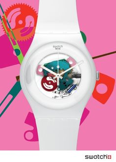 Swatch Watches by