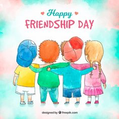 Happy Friendship Day Images, Greetings and Pictures Friendship Day Wallpaper, Happy Friendship Day Images, Friendship Day Wishes, Friendship Quotes, Friendship Symbols, Bffs, Happy Day Quotes, Status Wallpaper, Hd Quotes